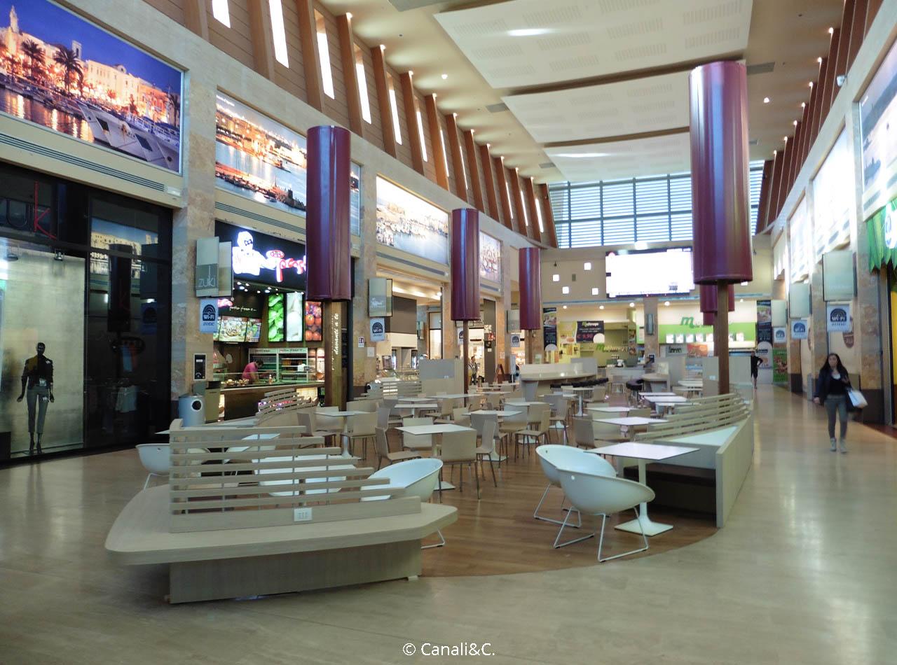 Centro Commerciale Mongolfiera Molfetta